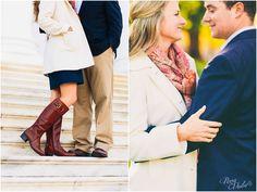 Varian + Austin // Charlottesville, VA Engagement Photography » Perry Vaile Blog