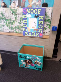 """Help an animal in need by donating pet supplies!  Summer Reading Program 2014 """"Paws to Read!"""" at Los Alamitos – Rossmoor Library."""