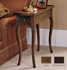 Harp Leg Side Table