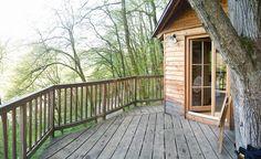 Hotel-Check: Baumhaushotel Seemühle in Gräfendorf   Bayern-Reiseblog