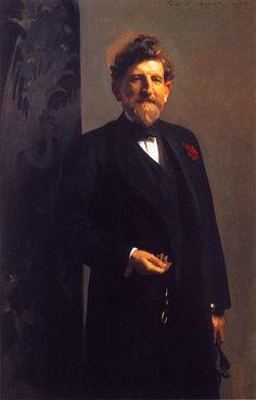 Senator Calvin Brice 1898. John Singer Sargent