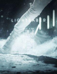 Lyrics from EXO's Lightsaber