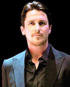 Christian Bale...omg... so damn hot