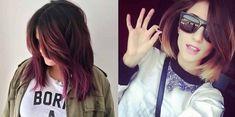 Vous avez des cheveux courts et vous cherchez les plus belles idées de coloration? Découvrez nos meilleures idées inspirantes : L'ombré hair!C'est la coloration idéale pour la nouvelle saison, inspirez vous…