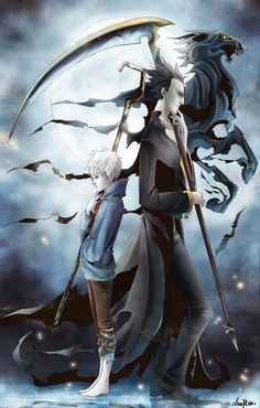 :: Rise of the Guardians : Two Sides :: by *VanRah on deviantART