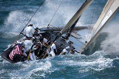 J Class Classic Yachts Racing, Sailboat Race, Classic J Boats, Americas Cup winner Defender Sailboat Racing, Sail Racing, Auto Racing, Drag Racing, Classic Sailing, Classic Yachts, Yacht Boat, Dinghy, Sail Away