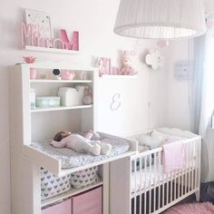 40 smart ideas ways to get your house ready for baby 29 – Home Design Ideas - Babyzimmer Ideen Baby Nursery Decor, Baby Bedroom, Baby Boy Rooms, Baby Cribs, Baby Decor, Kids Bedroom, Nursery Ideas, Baby Crib Bedding, Girl Nursery