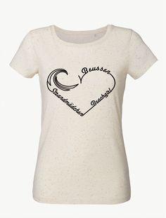 Unser neues stylisches Strandmädchen Shirt 😎
