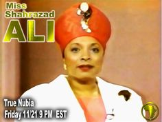 Ms. Ali is BACK!! She Will Share Her Grace & Wisdom With True Nubia Once Again - Join Yaa, Lasuria & Jakzun As They Get Her Thoughts On What's Going On In These Times - And, Yes, She's Always Right... www.truenubia.com  FRIDAY NIGHT -  9 PM EST!!!  BE THERE OR BE WHERE?