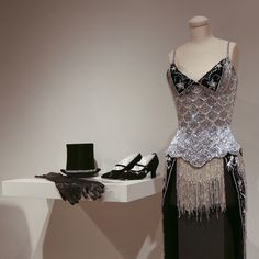 Nicole Kidman's Moulin Rouge costume by OKCMOA, via Flickr