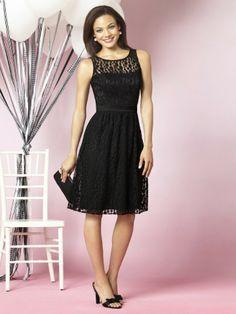 Atractivos diseños de vestidos de damas de honor