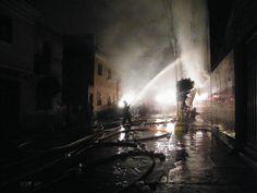Incendio Jr. Napo 459 Breña, Lima - Perú Fecha: 08/10/2010