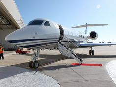 I flew on a $61.5 million Gulfstream G550 - Business Insider