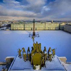 Saint Petersburg. Photographer: Alexander Petrosyan