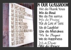 pinterest classroom decorating ideas | The Very Busy Kindergarten: In Our Classroom Promise