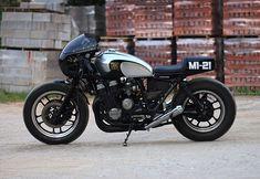 Honda CBX750 'M1-21′ by Kerkus Cycles   Pipeburn.com