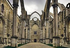 Lisbon: Igreja do Carmo