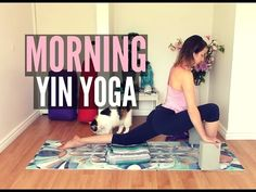 30 min Morning Yin Yoga Class – featuring my cat Cleo! Yin Yoga, Bikram Yoga, Kundalini Yoga, Vinyasa Yoga, Yoga Stretching, Morning Yoga Stretches, Morning Yoga Routine, Ayurveda, Meditation
