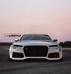 Widebody Audi RS7