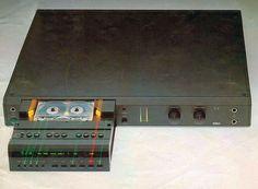 3 Head - Quartz DD - 2 speed BRAUN C3 (1983) www.1001hifi.com