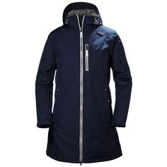 Shop for Women's Helly Hansen Long Belfast Winter Jacket Graphite Blue. Get free delivery On EVERYTHING* Overstock - Your Online Women's Clothing Destination!