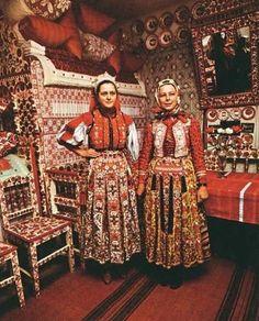 Kalotaszeg Village life
