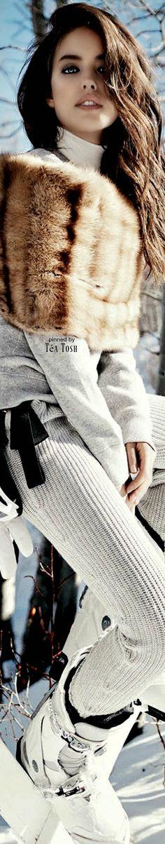 Emily Didonato by Benny Horne for Vogue Australia Ski Fashion, Fashion Models, Winter Fashion, Fashion Show, Womens Fashion, Emily Didonato, Modelo Emily, Beautiful People, Beautiful Women