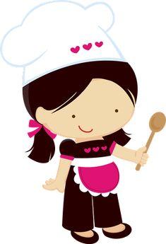 Cha Girl cooking