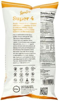 LesserEvil Super Bites, Healthy Snack Baked With an All Natural Combination of White Beans, Quinoa, Lentils, Chia Seeds, and Cheddar Cheese (Cheesy Nacho, 5 oz, Pack of 12)