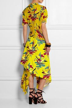 Marni MARNI Printed poplin and twill dress $1,970. See more. Marni