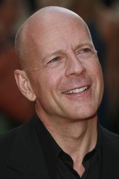 Latest Men Hair – Bald Hair Bruce Willis