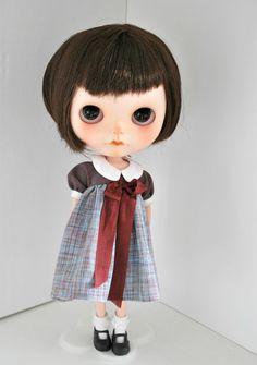 Atomic Blythe Portrait Dress for Blythe Licca