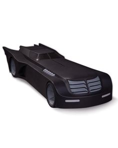 Batman New Adventures / The Animated Series Vehicles - Batmobile Batman Comic Books, Batman Comics, Comic Book Heroes, Dc Comics, Dc Action Figures, Batman Love, Arrow Tv, Batman The Animated Series, Batmobile