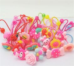 Candy Color Hair Elastic Band Baby Headwear  Scrunchy Ponytail Holder Hair Accessories Candy Flower Animal Pattern Hair Ropes♦️ SMS - F A S H I O N  http://www.sms.hr/products/candy-color-hair-elastic-band-baby-headwear-scrunchy-ponytail-holder-hair-accessories-candy-flower-animal-pattern-hair-ropes/ US $1.89