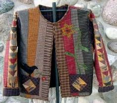 primitive gathering homespun jacket - Yahoo! Image Search Results