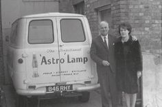 (1963) Edward Craven Walker   British Accountant Who Invented The Lava Lamp!  He