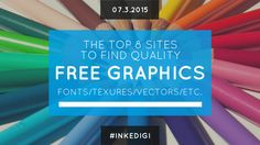 Top 8 Sites to Find Quality Free Graphics