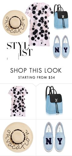 """Stylist onvacation"" by baya-baya on Polyvore featuring мода, Paskal, August Hat и Joshua's"