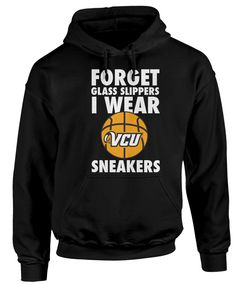 VCU Rams - Forget Glass Slippers, I Wear VCU Sneakers | via Fan Print