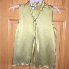 Nine and Company Green Shirt Nine and Company Green Shirt. Only wore about 3 times. Nine and Company Tops Blouses