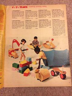 Creative Playthings 1968-69 catalog