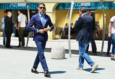 Tommy Ton's Men's Street Style at Pitti Uomo: Style: GQ