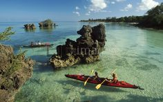 Sea Kayaking, Pemba Island, Tanzania
