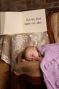 Bebê ganha fama nas redes sociais com ensaio inspirado em contos de fadas - Fotos - UOL Notícias