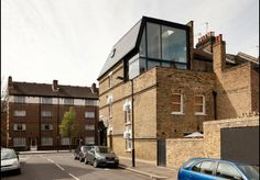 TwistInArchitecture unwraps glazed rooftop extension | News | Architects Journal