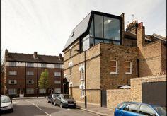 TwistInArchitecture unwraps glazed rooftop extension | News | Architects Journal