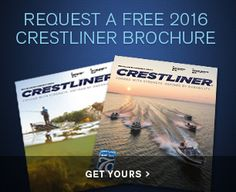 Request a Free 2016 Crestliner Brochure