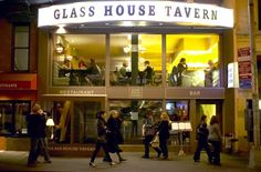Glasshouse tavern NYC they have a mushroom strudel that is wonderful :-)
