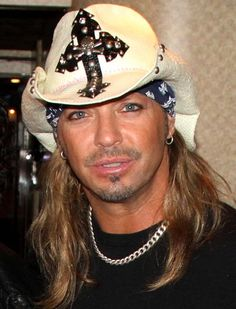On Dec. 8, 2012 I saw Bret in a VERY small venue-it was AWESOME!! It was his solo tour but that didn't matter-he rocked it out to lots of Poison, Lynrd Skynrd, Sublime etc. For 50 years old that man is STILL hot as hell and he ROCKED that stage!