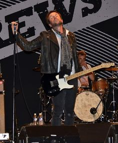 Colin MacDonald of the Trews, Beach BBQ and Brews Festival, Woodbine Park, Toronto, ON, June 18/15. Taken by Karen McDonnell.